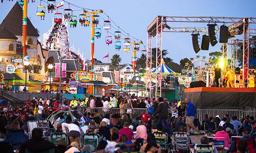 Virginia Beach Concerts July